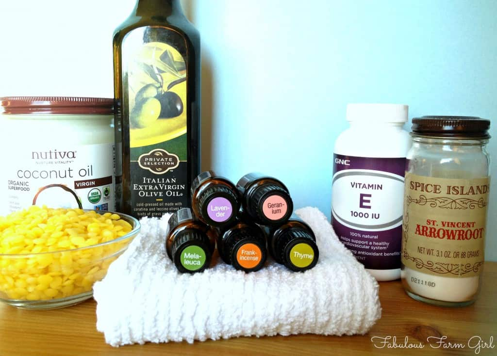 Eczema Skin Salve by FabulousFarmGirl. A soothing remedy for dry, cracked, itchy, irritated skin.