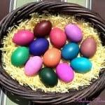 Jewel-Toned Easter Eggs