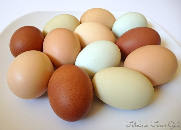 How to Dye Jewel-Toned Easter Eggs by FabulousFarmGirl. Easy way to be the talk of the Easter Egg hunt.
