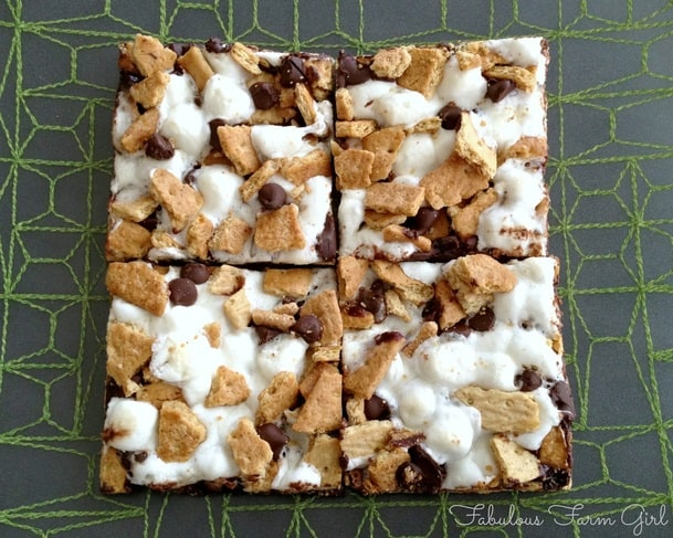 Indoor S'Mores by FabulousFarmGirl. Why wait to go camping when you can have delicious, easy S'mores all year round.