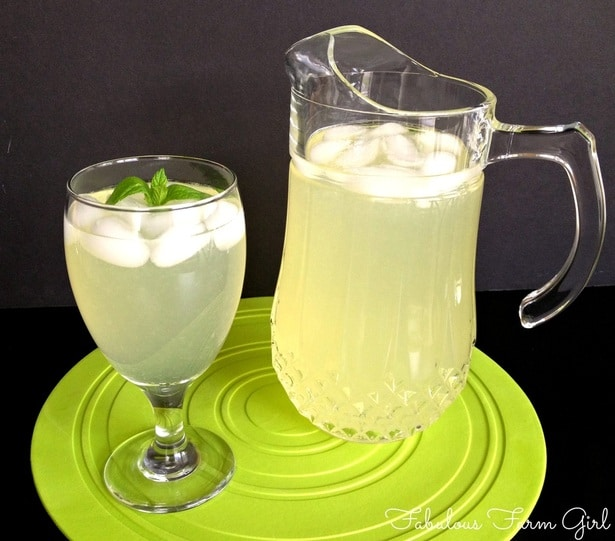 Old-Time Lemonade by FabulousFarmGirl. One of the simplest joys of summer.