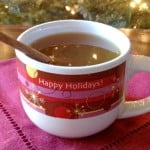 Mulled Cider With Essential Oils