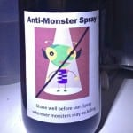 Anti-Monster Spray