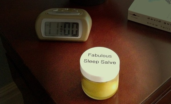 Fabulous Sleep Salve