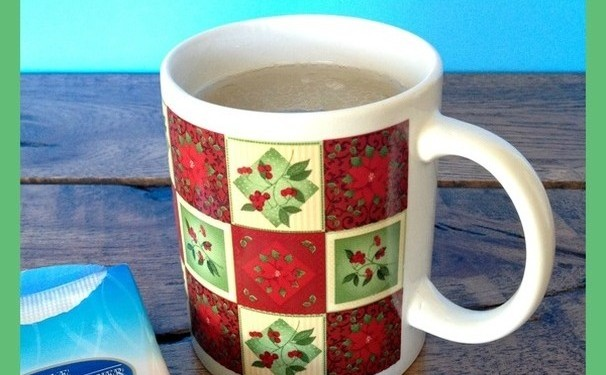 Soothing Coconut Oil Tea
