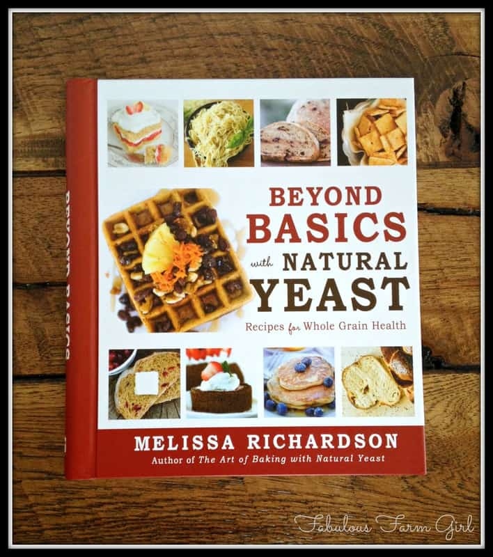 Beyond Basics With Natural Yeast– Book Review