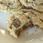 Chocolate Almond Joyful Cookies
