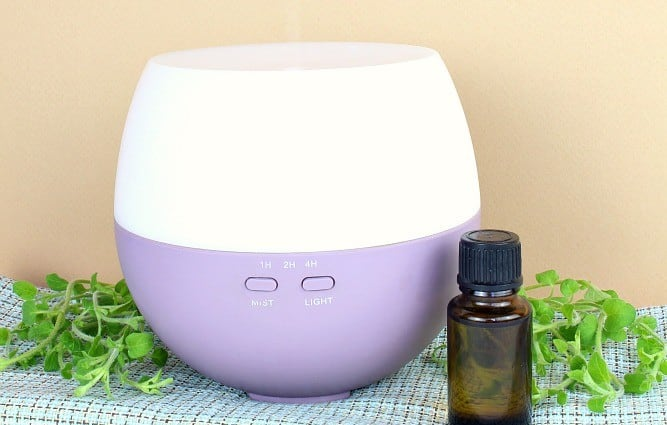 Best Essential Oil Diffuser Recipes